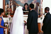 intercultural wedding officiant